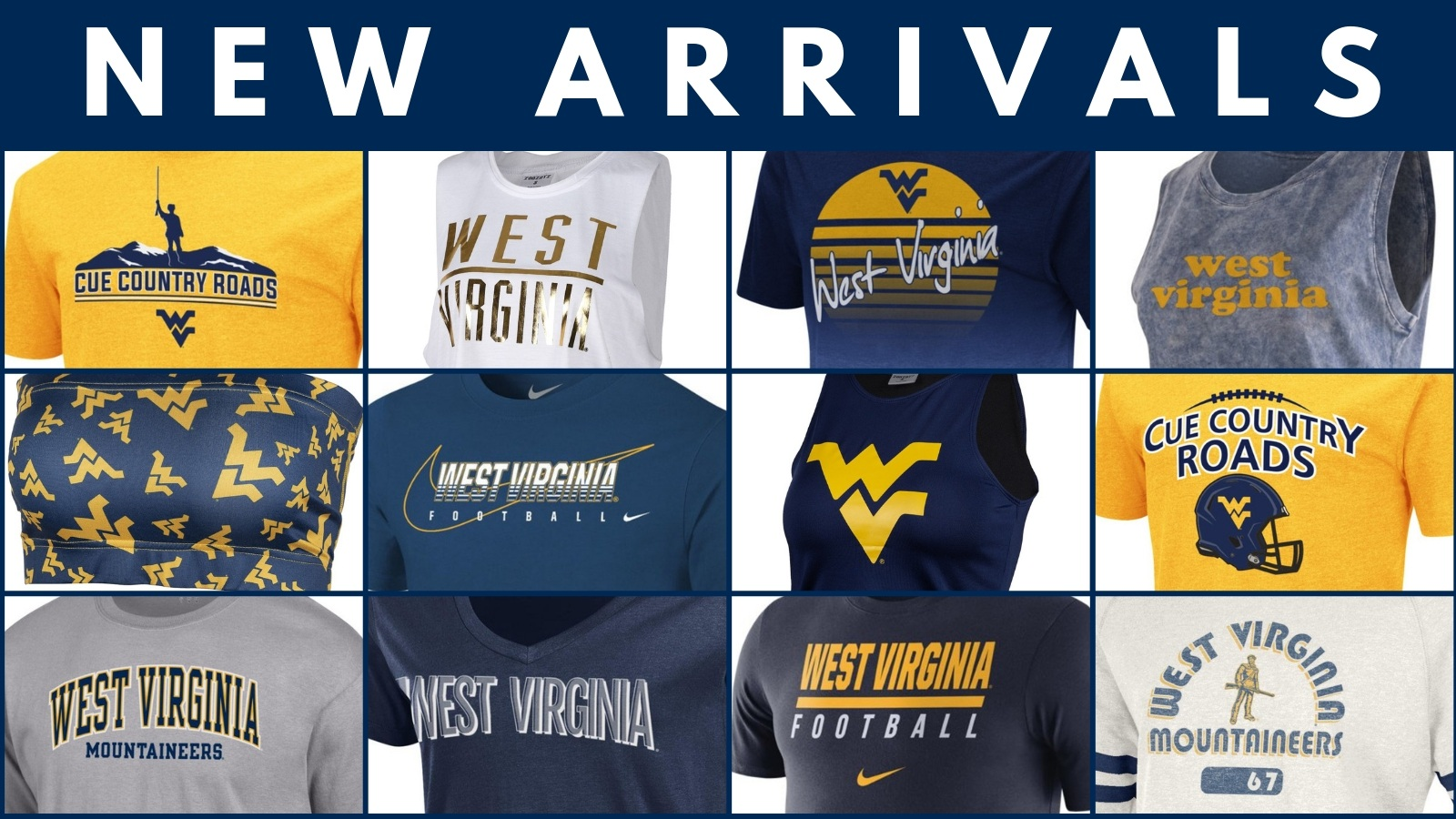 My Mountaineer Card >> Women S Wv First Down Crop Top