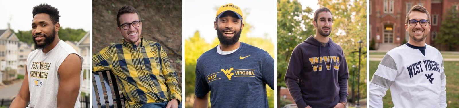 Men's WVU Clothing