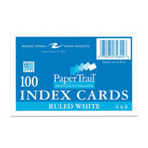 Index & Flash Cards